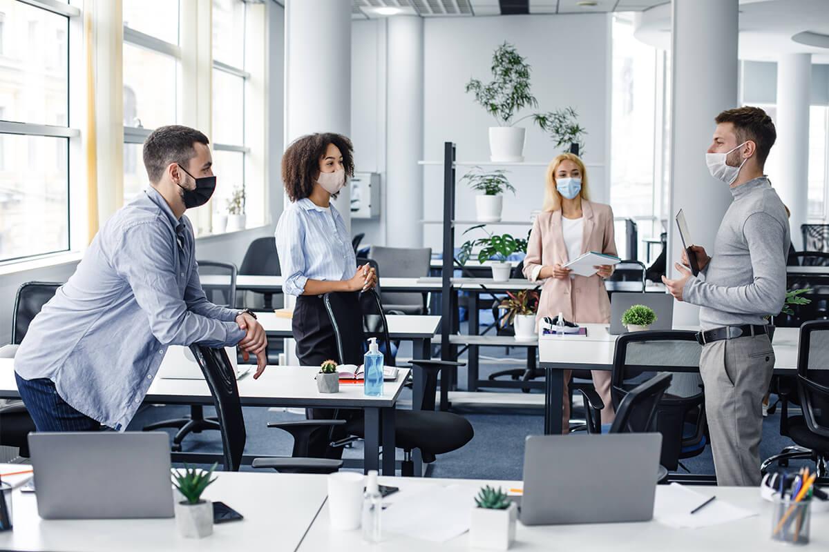 Covid-19: Protocollo aggiornato per la sicurezza sul lavoro
